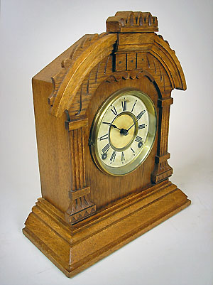 buy american ansonia mantle clock