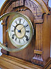 ansonia shelf clock for sale