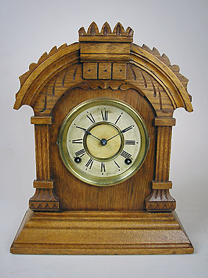 american ansonia mantel clock
