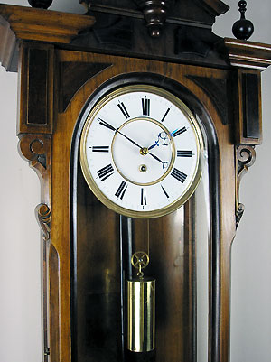 buy austrian regulator clock
