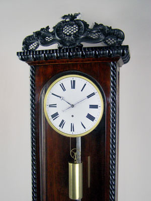 buy biedermeier regulator clock