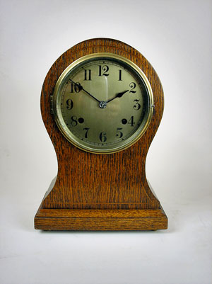 english mantel clock