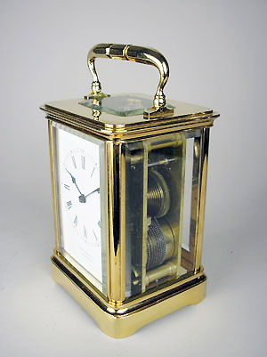 english carriage clock for sale