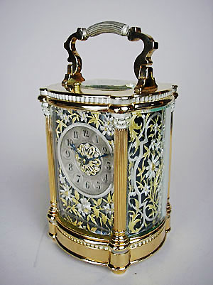 antique carriage clocks in perth