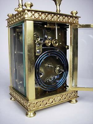 carriage clocks in perth