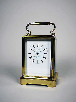 miroy freres carriage clock