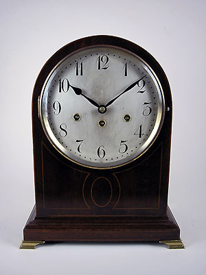 german chiming bracket clock