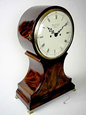 georgian bracket clock for sale