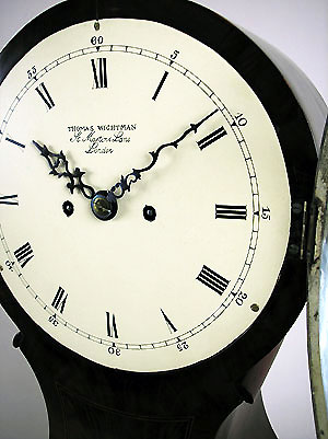 antique bracket clocks in perth