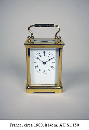 richard carriage clock